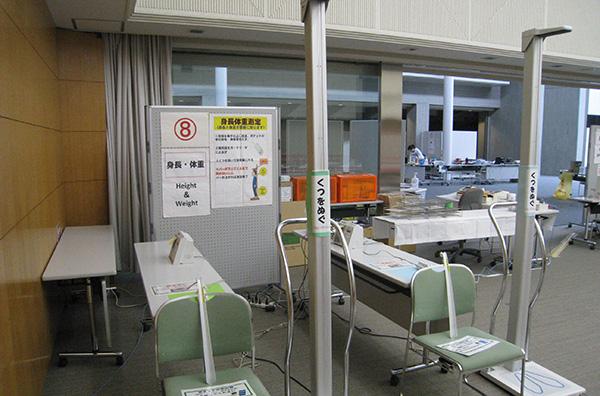 学生・教職員の健康診断